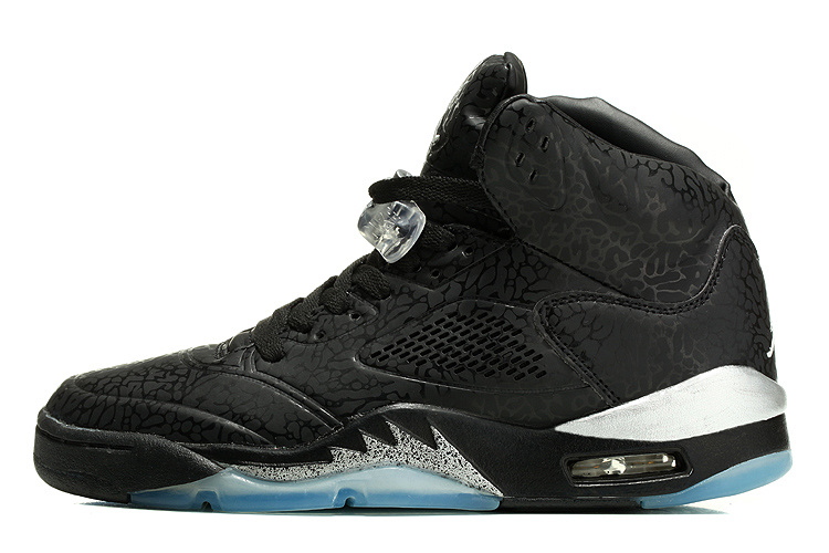 innovative design 664be 0b154 Air Jordan 3LAB5 Black Silver