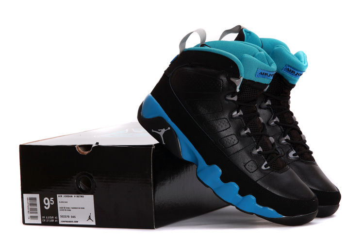 sports shoes dd145 dc253 ... Jordan 9 Slim Jenkins