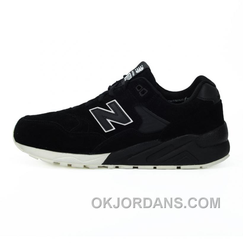 2016 New Balance 580 Men Black P2FGT