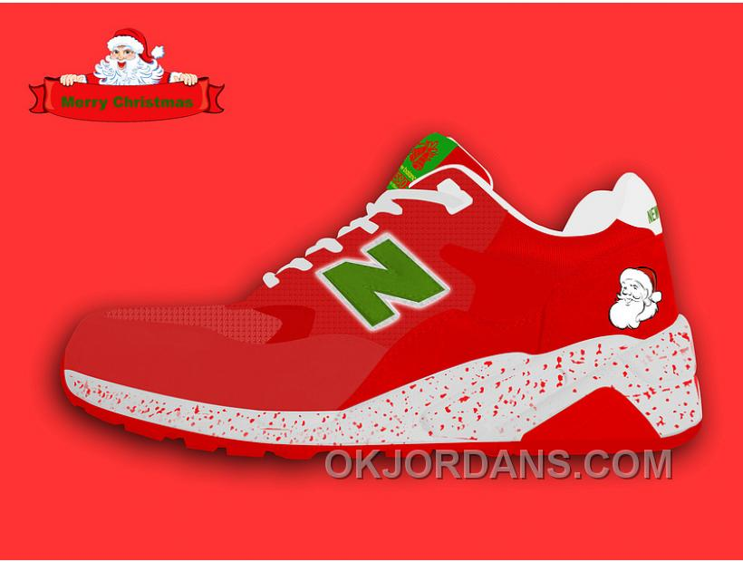 2016 New Balance 580 Men Red EWaSf