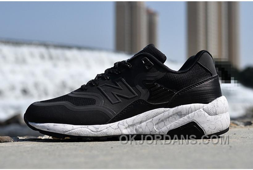 New Balance 580 Men Black Z4c4N