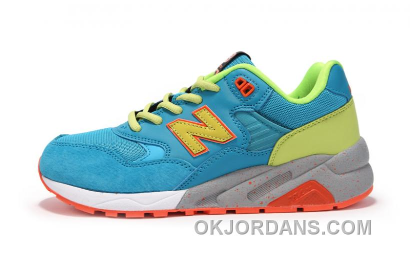 New Balance 580 Men Blue Green TMG2t