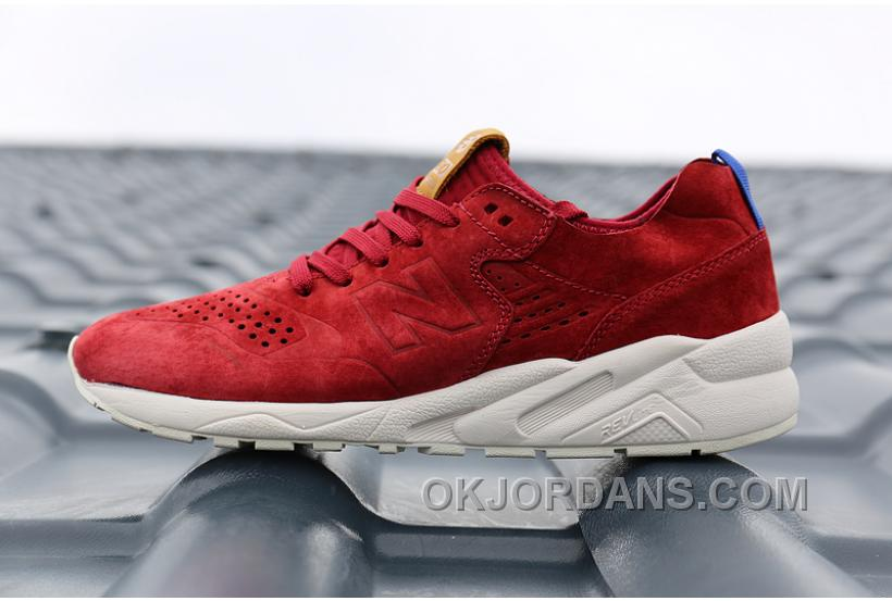 New Balance 580 Men Red Fy56n