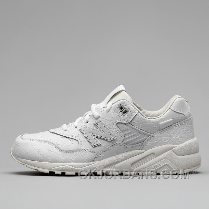 New Balance 580 Women All White WRkmf