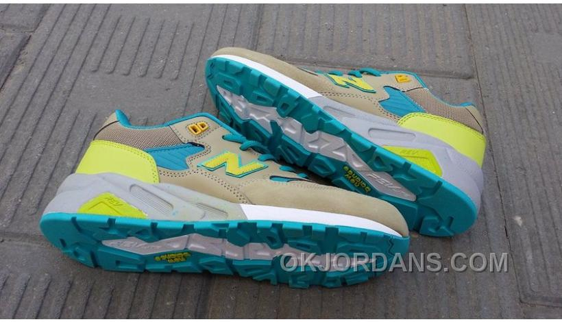 New Balance 580 Women Blue GriQ7