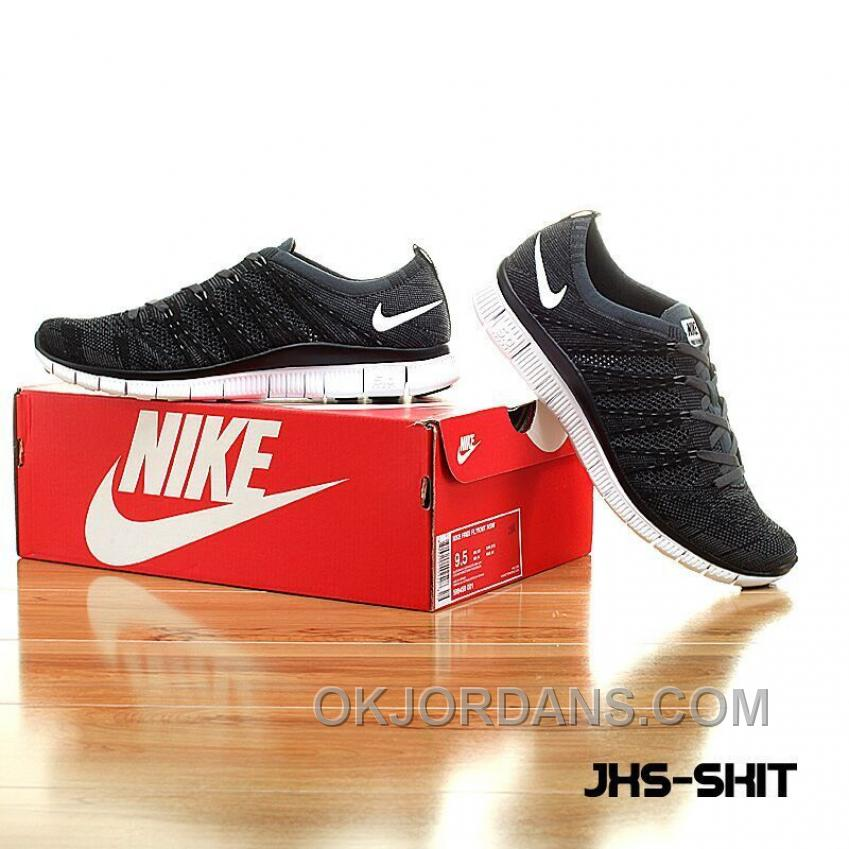 NIKE 5.0 1:1 Flyknit Black Grey White 36-44 Cheap To Buy E3nhshw