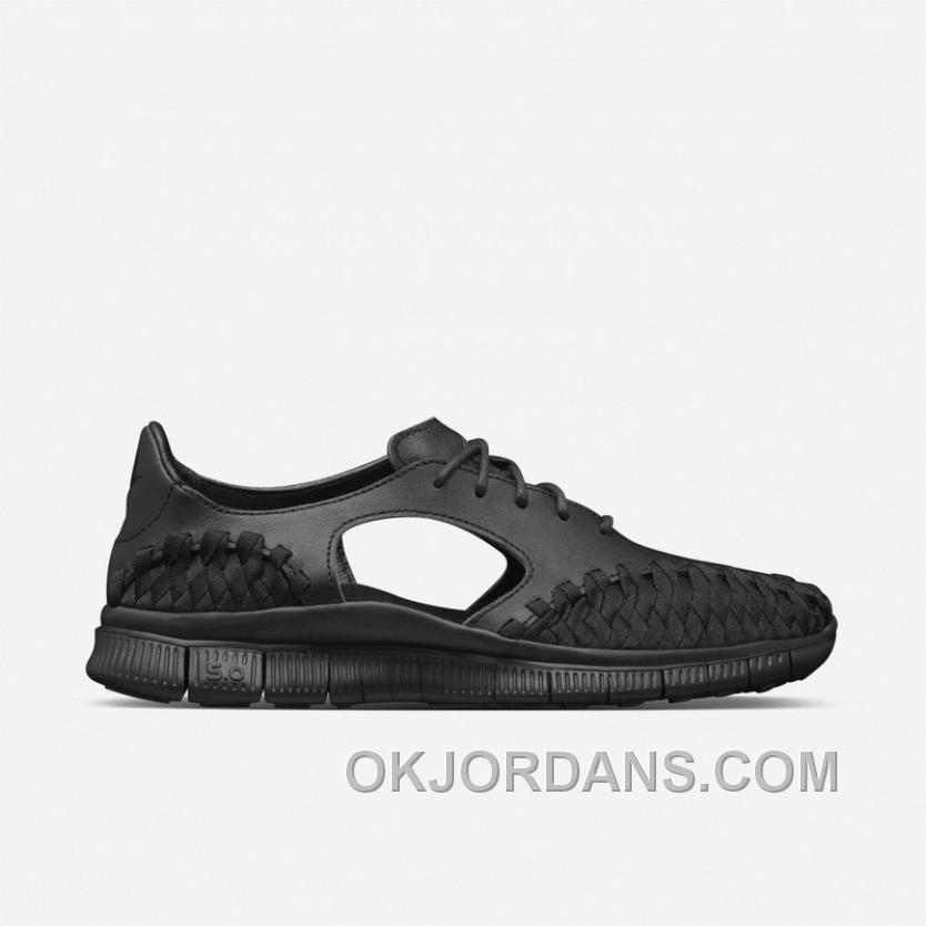 Nike Wmns Free Inneva Woven SP 5.0 Black 813069-001 Cheap To Buy ZXBKh