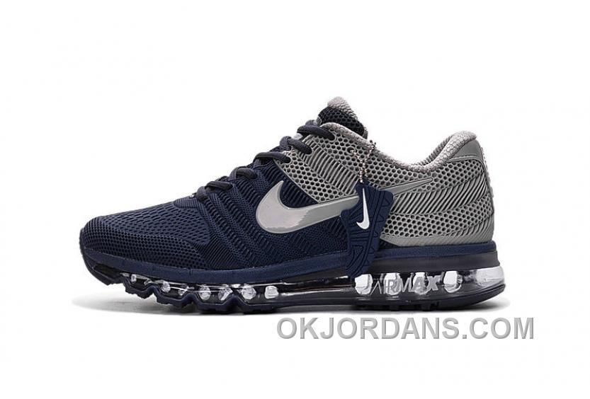 Authentic Nike Air Max 2017 KPU Navy Grey Cheap To Buy Ymnytej