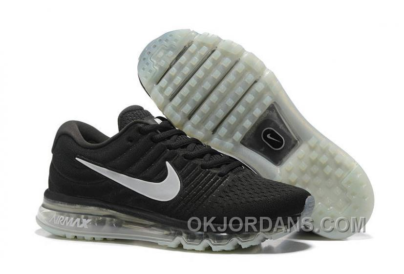 Authentic Nike Air Max 2017 Black Grey New Style RRt7QFf
