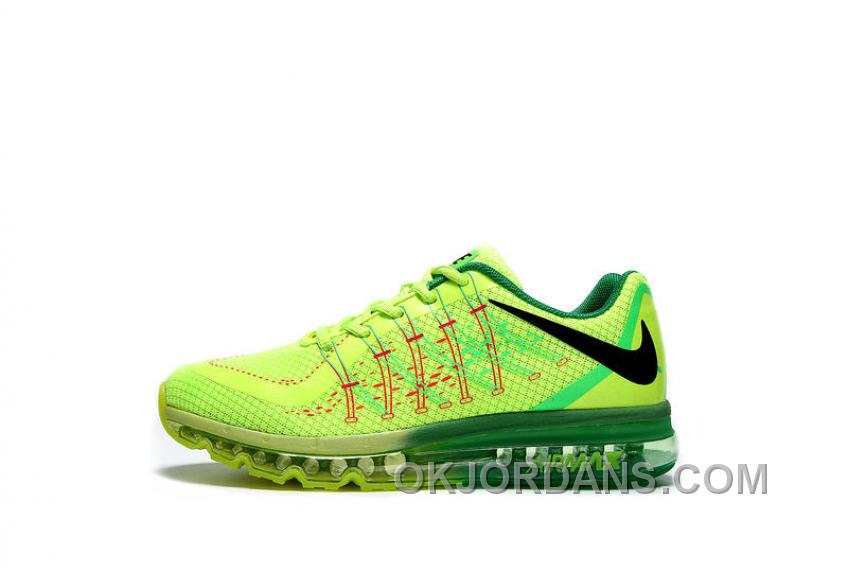 Authentic Nike Air Max 2017 3D Volt Green Black Cheap To Buy MrNR4