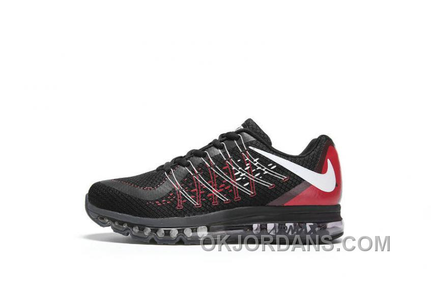 Authentic Nike Air Max 2017 3D Black Red Free Shipping CRnFt