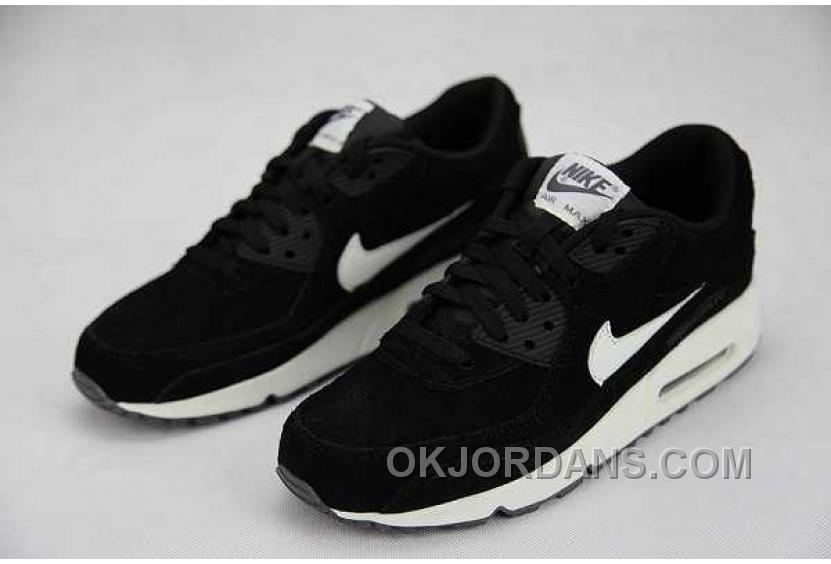 Nike Air Max 90 Womens Black Discount YchPd