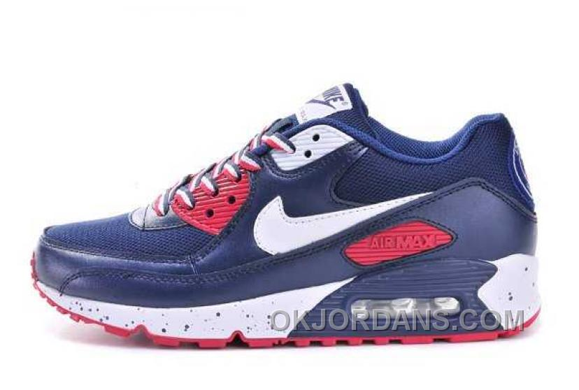 Nike Air Max 90 Womens Blue Limited EditiWomens Super Deals FW84t