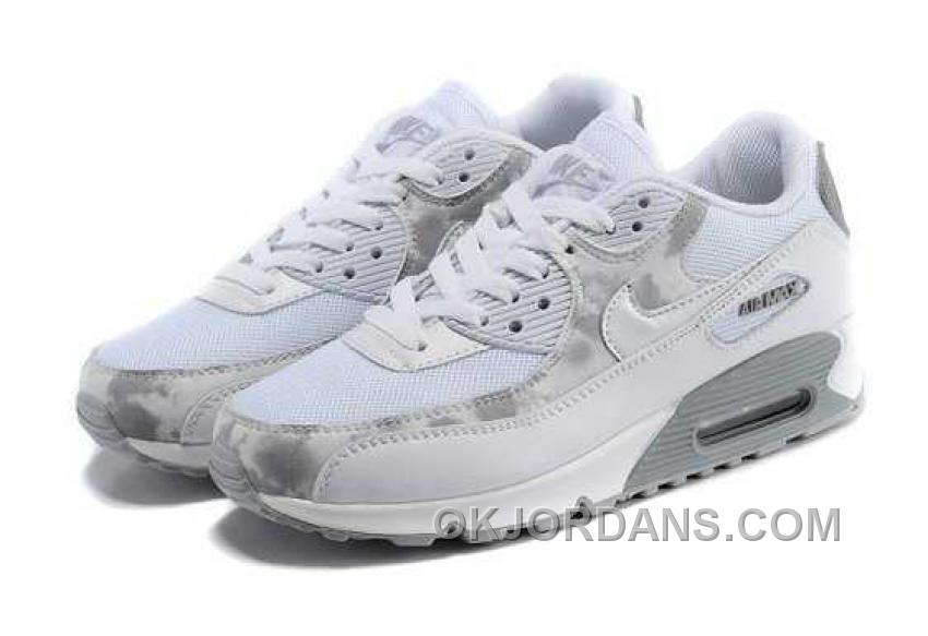 Nike Air Max 90 Womens White Cheap To Buy GMGcs