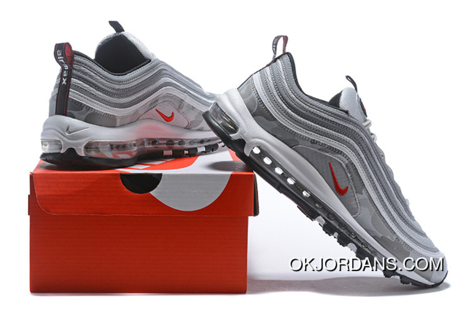 finest selection 5e373 a6894 Bape X Nike Air Max 97 Series All-match Retro Zoom Jogging Shoes