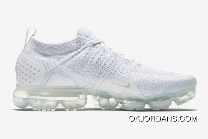 best value 52523 0665e NIKE AIR VAPORMAX FLYKNIT 2Triple White SKU 942842-100 All White Top Deals