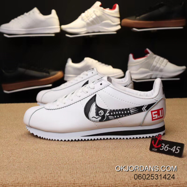 Nike Cortez Action Leather Surface