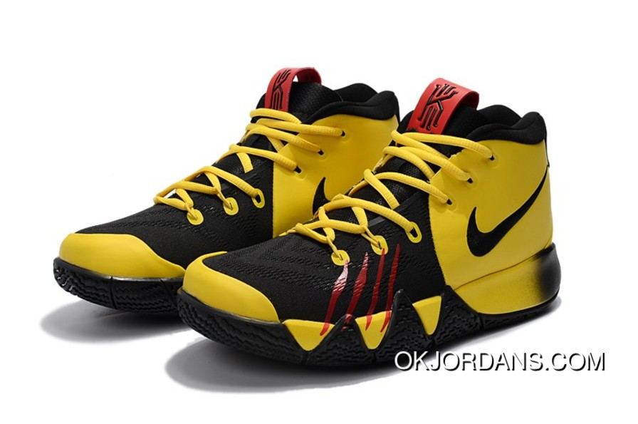 3133dde253e9 Nike Kyrie 3 Mamba Mentality Bruce Lee Tour Yellow Black To Buy For Sale