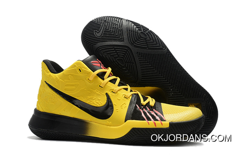 new style 3fe9e 0196a ... cheapest nike kyrie 3 bruce lee shoes top deals 56d18 f7996