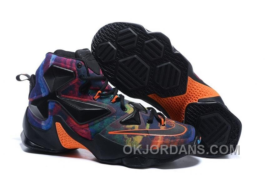 Nike LeBron 13 Grade School Shoes The Akronite Philosophy Best ZZQPRY5