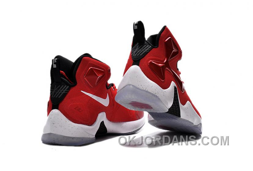 Nike Lebron 13 Cavs Grade School Shoes Best TijiiD4