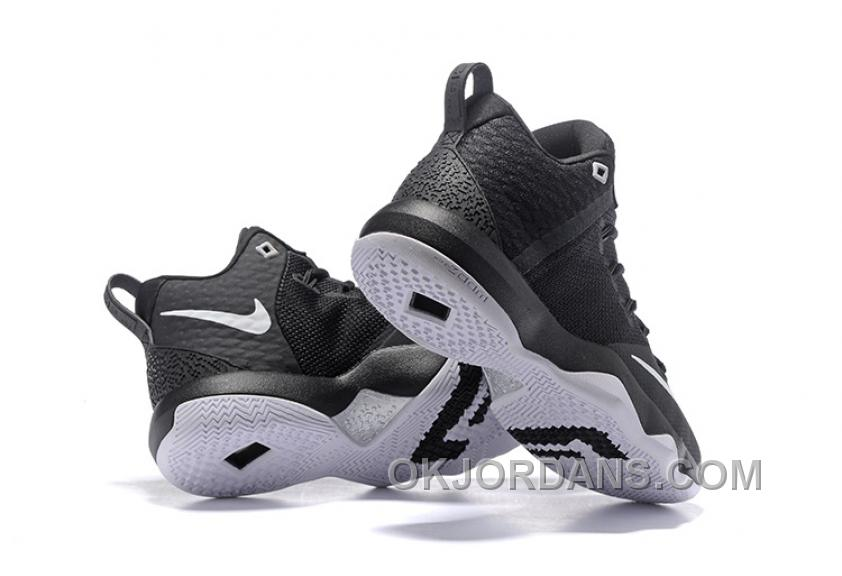 d3b7ce8e10ba ... free shipping nike lebron ambassador 9 zoom air men black white oreo  super deals 4de64 ee09a