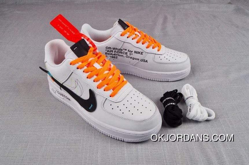 47f64fa2e3fc69 Men Nike Air Ce 1 Custom Off White Aaaaa SKU 485360-262 For Sale ...