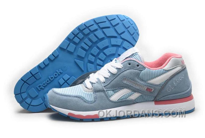 Reebok GL6000 Mens Classic Running Jade Orange Cheap To Buy GAhQP