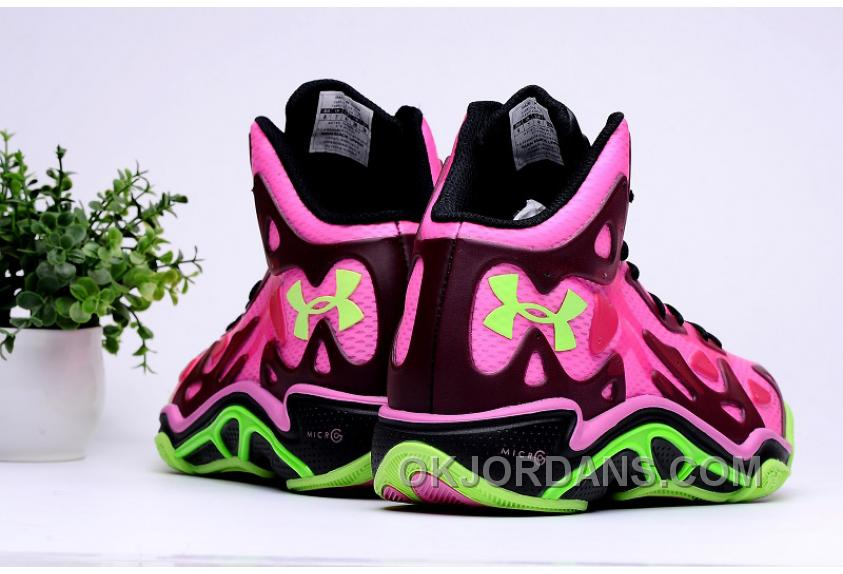 Under Armour Micro G™ Anatomix Spawn 2 Pink Black Green For Sale Top Deals MCcawmC