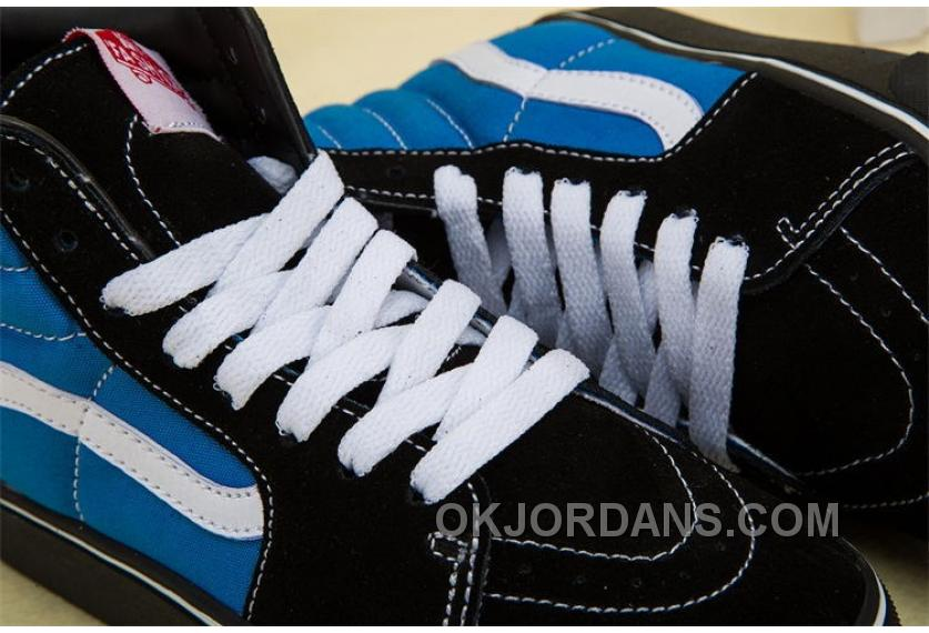 Vans Kids Black Blue Shoes G58073A91 BA409 Authentic Nd6sB